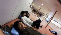 西日本車旅 7日目 – 大分で2人の女に出会う