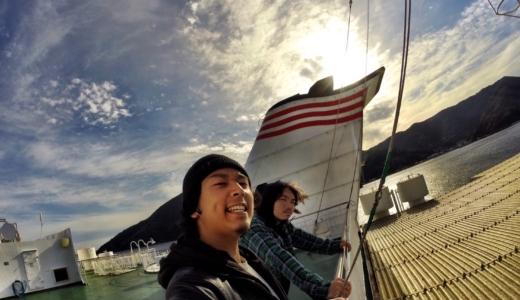 西日本車旅 14,15日目 – 西ノ島であいつとチル