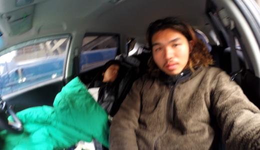 西日本車旅 13日目 – 福岡から島根の七類港まで移動