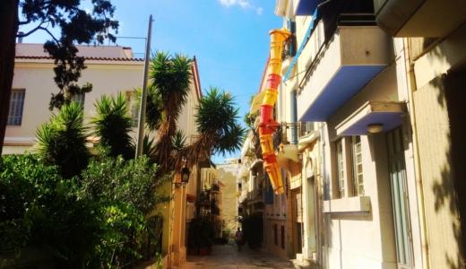 南欧旅 ⑥ 美女と元ジャンキーとairbnb宿泊、ブリアグメニビーチでバレーボールな日々【ギリシャ】