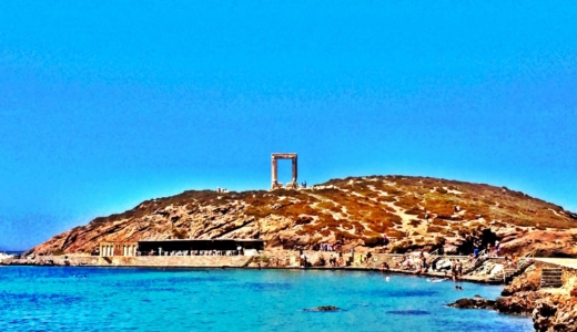 南欧旅 11 噂で耳にした謎の離島、ナクソス島へ【ギリシャ】