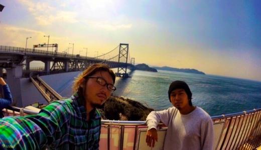 西日本車旅 5, 6日目 – 香川の親戚に世話になる