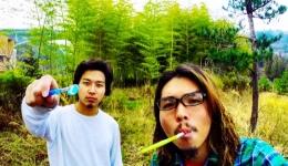西日本車旅 8日目 – 大分県の泥温泉「別府温泉保養ランド」で混浴を堪能して鹿児島へ